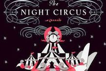 Carpe Librum ~ Beautiful Book Covers / Books on my TBR from top to The Night Circus   ~~~  The Night Circus to the bottom are all books I have read.