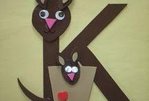 MFW- Unit 17 Kangaroo / My Fathers World Homeschool - Kindergarten