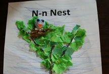 MFW- Unit 5 Nest / My Fathers World Homeschool - Kindergarten