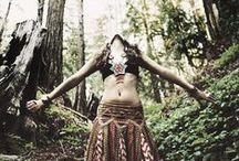My Hippy Chick Alter Ego / Another life I haven't lived.