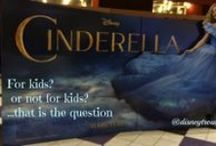 Cinderella / As a classic movie and now a live action film, Cinderella is on the comeback!