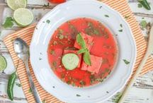 Foodie - mmmm Soup (chilled) / by Tracy Graham