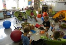 FLEs / Flexible Learning Environments & others classroom design Ideas.