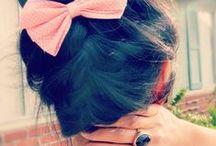 Hair / by oobie