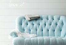 Home decor / Ideas and inspiration for your livingroom