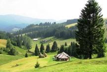 Transylvanian natural sights