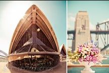 Sydney Wedding Venues / To see of all Sydney's wedding venues look no further. A great selection of the top Sydney wedding receptions in one place. We love to photograph the atmosphere and ambiance of our weddings