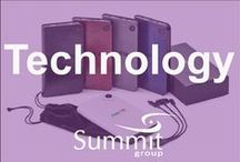 Tech Time and Accessories / For the fans of the latest gadgets and whosie-whatsies.  Contact Marketing@summitmg.com with questions!