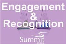 Engagement & Recognition / Contact Summit Group for all of your branded merchandise!  Marketing@summitmg.com