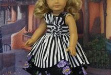AG Doll Fashions / by Susan Rees