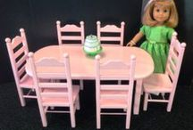 AG Doll Furniture & Storage / by Susan Rees