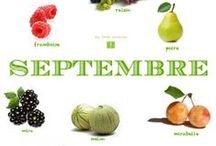 Fresh & local products / month / Here are the best of the fresh food in France per month