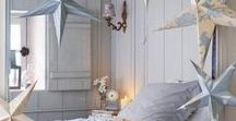 Bedroom / styling and decoration for the bedroom slaapkamer bed decor styling