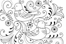 coloring for kids. / by Sara Sorensen