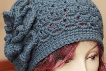 crochet and knit hats / by Sara Sorensen