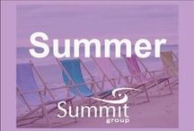 Summer Fun! / Contact Summit Group for all of your branded merchandise!  Marketing@summitmg.com