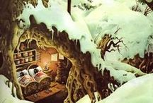Tony Wolf Illustration