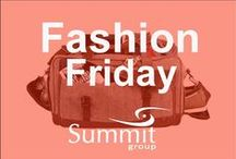 Fashion Friday Blog Posts / Check out our blog every other Friday for posts on what's fashionable in the promotional industry!  http://www.summitmg.com/blog