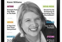 Business Rocks #BizRocks / #BizRocks Magazine - Inspiration for Women in Business! www.BusinessRocks.co