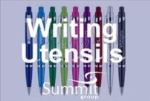 Jot Down an Idea / Contact Summit Group for all of your branded merchandise! Marketing@summitmg.com