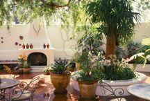 Mazatlan Courtyards