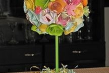 Spring crafts / by Laura Brown