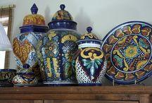 Mazatlan pottery