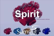 Show your Spirit! / Contact Summit Group for all of your branded merchandise! Marketing@summitmg.com