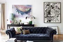 Livingroom / by Jane Chambers