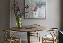 Dining room / by Jane Chambers