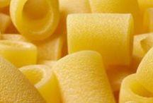 Les pâtes dans tous leurs états / Tous les modèles de pâtes existants avec leurs recommandations d'accompagnement