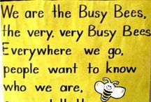 Busy Bees / All things bees at Arista Preschool of Elk Grove