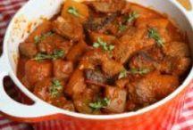 Crockpots & Stew / Delicious crockpot en stew recipes
