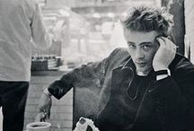 James and Jimmy / James Dean and Jimmy Stewart