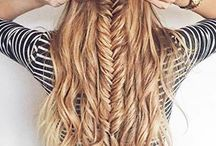 May to October - Hair perfection / There might be a few braid on this board.