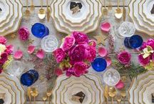 Tablescape Ideas / We have carefully curated this board and filled it with well-appointed tables.  We hope you find inspiration for your special event.