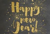 Happy New Year !! / Happy New Year ! Oud & Nieuw knallende kurken,oliebollen en gillende keukenmeiden