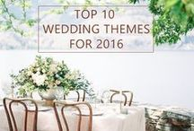 Wedding Trends 2016 / by Cobb Energy Centre