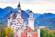 Castles, Palaces, Mansions, Manors, & More