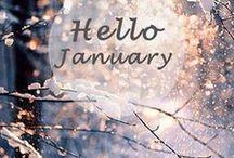 Januari / Na Kerst , Oud & Nieuw is het tijd om de kerstboom weer af te tuigen en alles weer op te ruimen.We beginnen weer met een frisse start in het nieuwe jaar