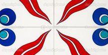 Karo / Tile / Pattern / Karo desenleri