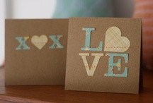 card inspiration / by Molly Wiggins