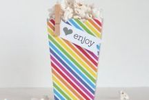 Kids party ideas / themes, decor, and other small details
