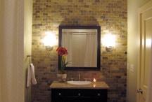 bathroom ideas / by Molly Wiggins