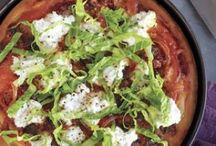 Pizza, Flat Bread, & Tarts
