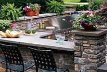 Outdoor Spaces / Outdoor spaces I love.