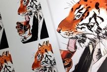 Comics + Illustrations + Design