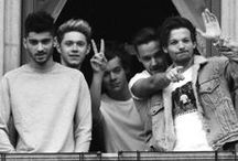 onedirection. / I can't even express how much I love these boys.  They can make me smile when I feel like I can't, and they've made me feel beautiful.   / by Caitlin Donahue