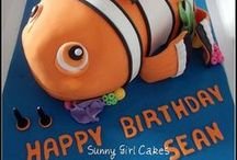 Boy Birthday Party Ideas / by Nicole P.