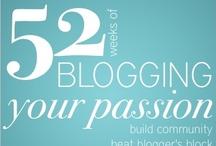 Blogging / by Lynn Sayers-Daws